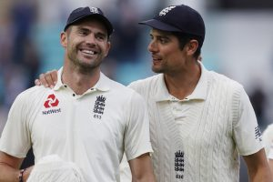 India vs England | Alastair Cook becomes emotional in final Test