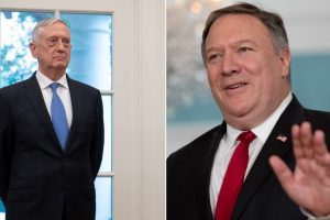 James Mattis, Mike Pompeo to arrive in India tomorrow for 2+2 dialogue