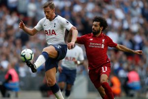 Premier League: Player ratings for Tottenham Hotspur vs Liverpool