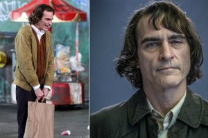 The first look of Joaquin Phoenix as The Joker