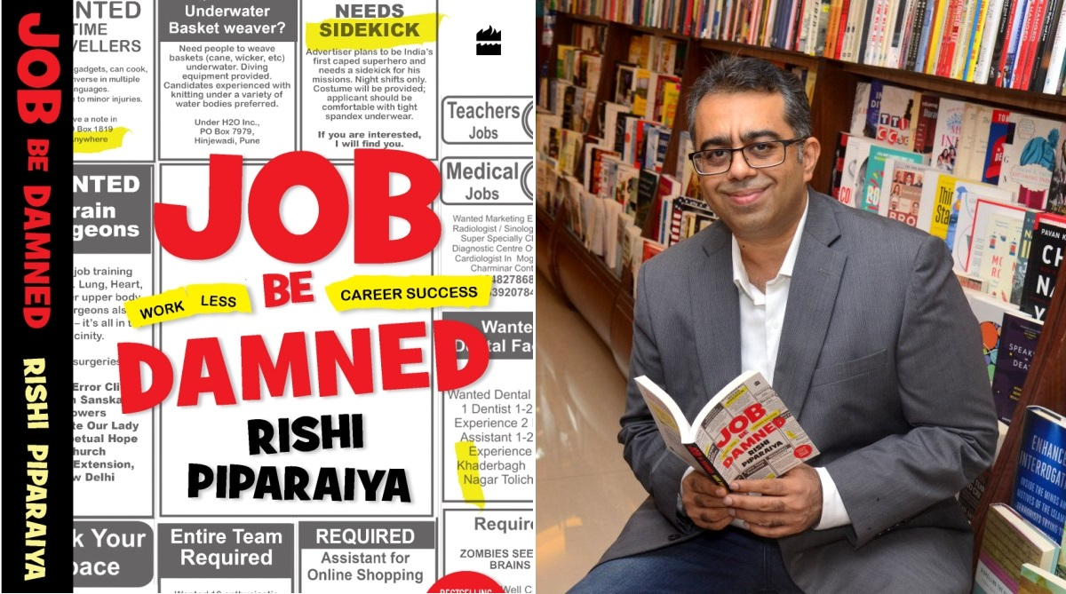 Book Review, Job Be Damned, Art of War, Corporate warhorses, Rishi Piparaiya