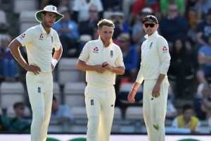 England name unchanged squad for fifth Test