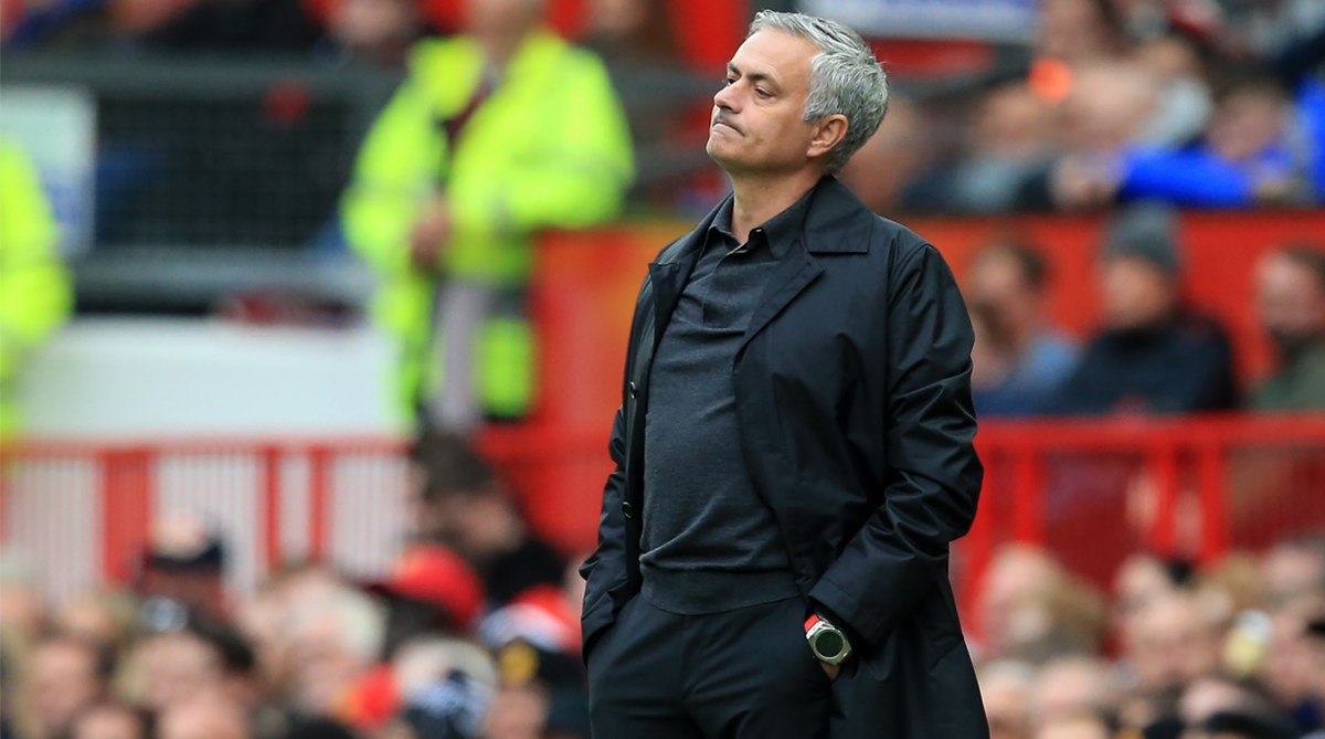 aca8855e2 Premier League  Jose Mourinho-Paul Pogba feud takes spotlight