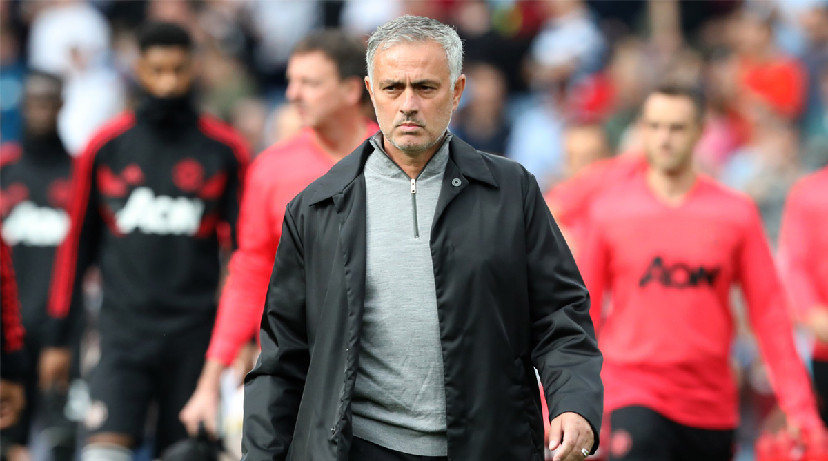 Jose Mourinho, Premier League, Manchester United F.C., Manchester United vs Burnley, Burnley vs Manchester United, Twitter, Twitter Video, Turf Moor, MUTV, Mourinho Interview, Burnley F.C.