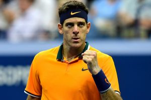 Juan Martin del Potro buoyed by boyhood friends in quest for second US Open title