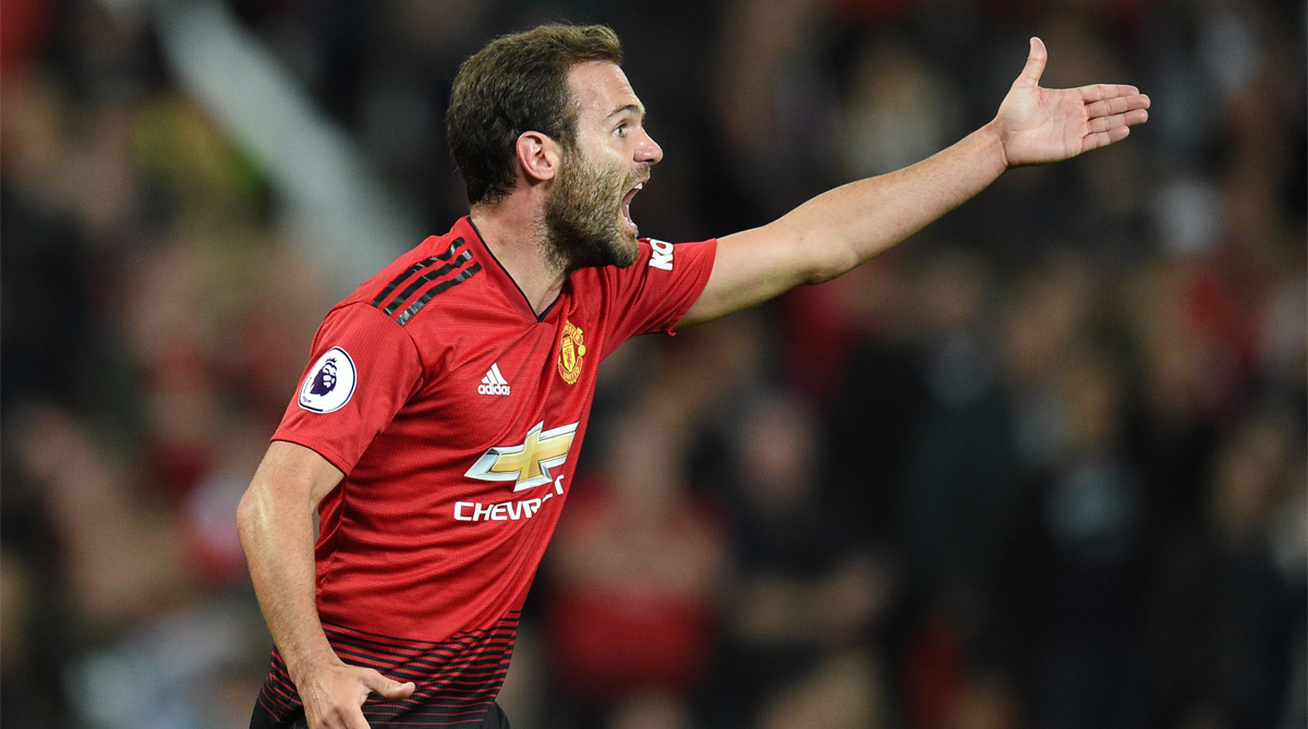 Juan Mata, Manchester United F.C., Manchester United News, Juan Mata Blog, Premier League, Manchester United vs Burnley, Burnley vs Manchester United, Burnley F.C.