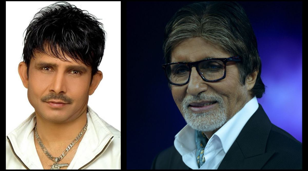KRK is back on Twitter, Amitabh Bachchan posts welcomes message
