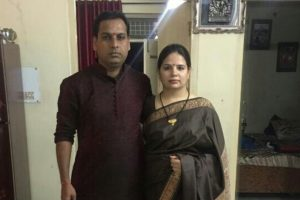 Wife of Apple techie shot dead by UP cop demands CBI inquiry, Rs 1 crore aid, police job