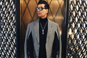 Karan Johar attends Paris Fashion Week in style