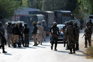 J-K: Five holed up terrorists killed in Chowgam encounter