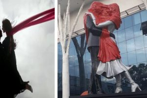 'Kasuatii Zindagi Kay 2' statue of love unveiled in 10 cities