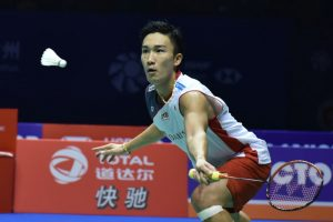 Badminton: Ginting stuns Momota to take China Open title
