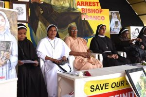 Kerala nun rape: Sister, priest face action for protesting against accused bishop