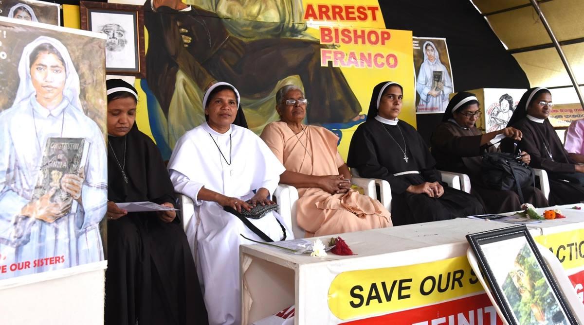 Kerala nun rape, Bishop Franco Mulakkal arrest, Sister Lucy Kalappura, Jalandhar diocese, YuhanonRamban