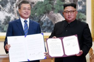Pyongyang summit: North Korea agrees to additional denuclearisation steps
