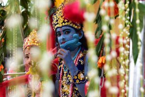Dhaka | Hindus in Bangladesh celebrate a colourful Janmashtami