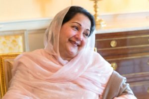 Kulsoom Nawaz, former Pak PM Nawaz Sharif's wife, passes away in London