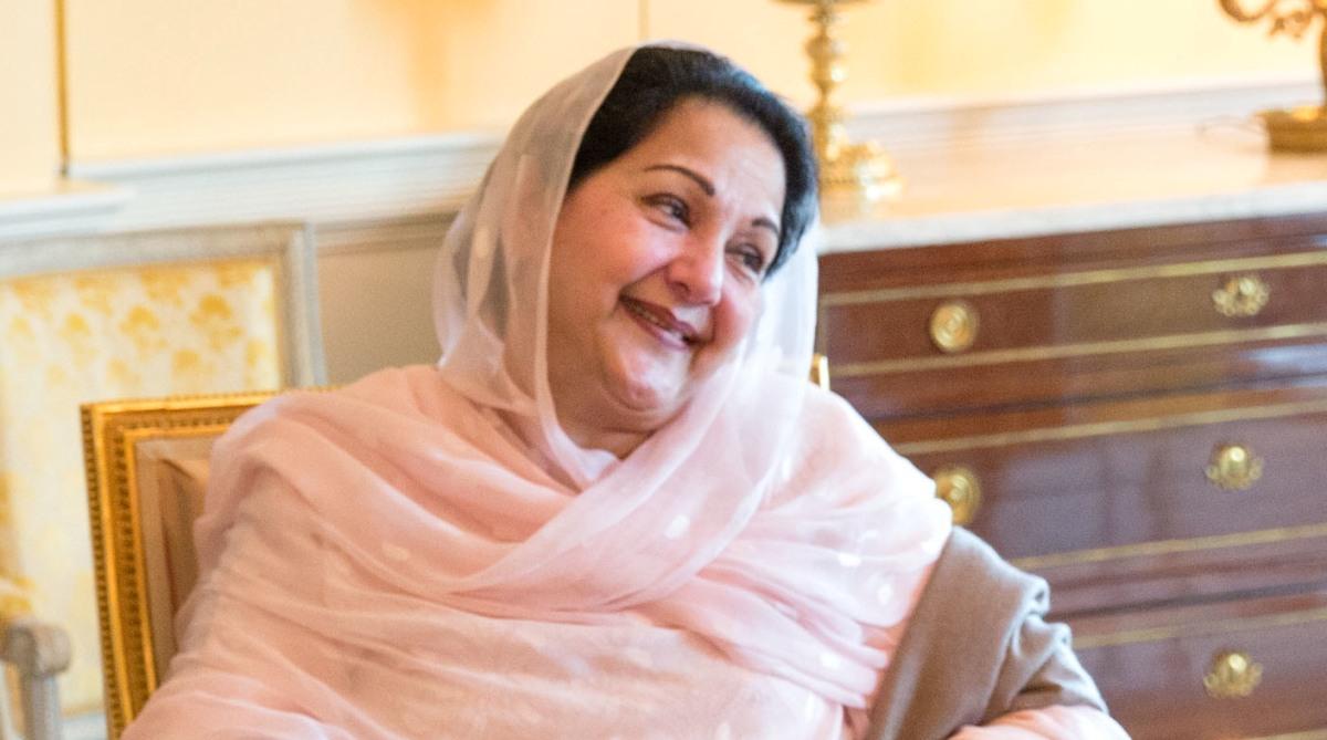 Kulsoom Nawaz Sharif
