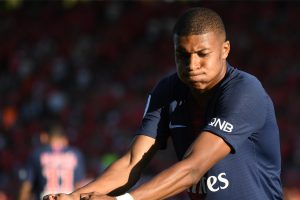 Calm down, Didier Deschamps warns PSG sensation Kylian Mbappe