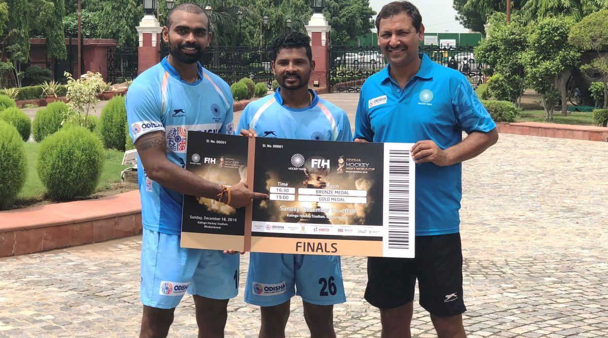 Hockey India, India men's hockey team