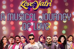 LoveYatri team hosts an extravagant musical journey of love
