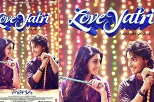 Aayush Sharma's Loveratri is LoveYatri now, Salman Khan announces title change amid protests