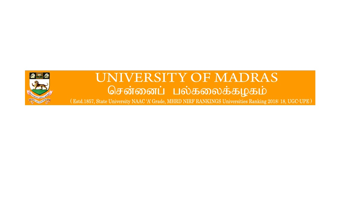 Madras University Results 2018, undergraduate, Re-totalling Results, BCom, BSc, BCA, unom.ac.in
