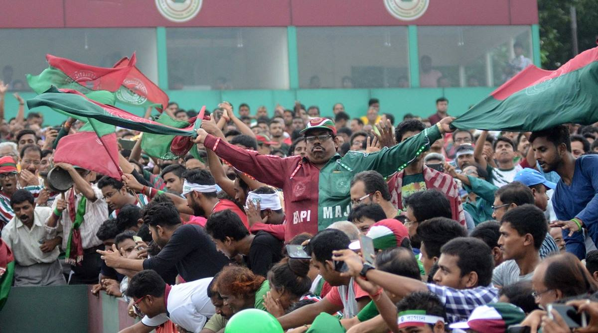 Mohun Bagan, Calcutta Football League