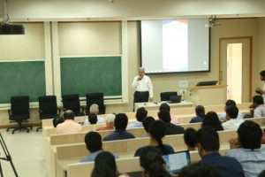 Mahindra Ecole Centrale organizes its first Undergraduate Students Research Symposium