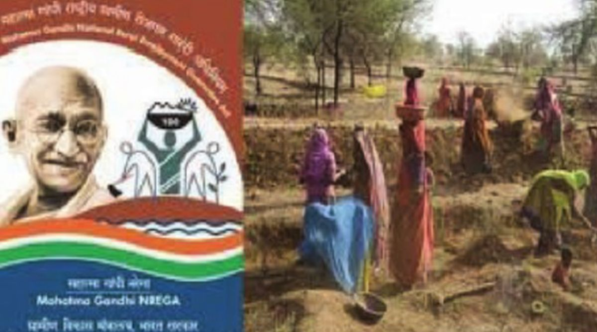 Anti-poverty schemes, Uttar Pradesh, MGNREGS, rural India, DAYNRLM