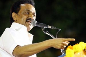 Oppn endorses MK Stalin as 'ideal person to take on BJP'