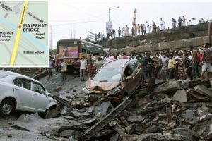 Majerhat bridge collapse | Day Two: Search operations continue for survivors