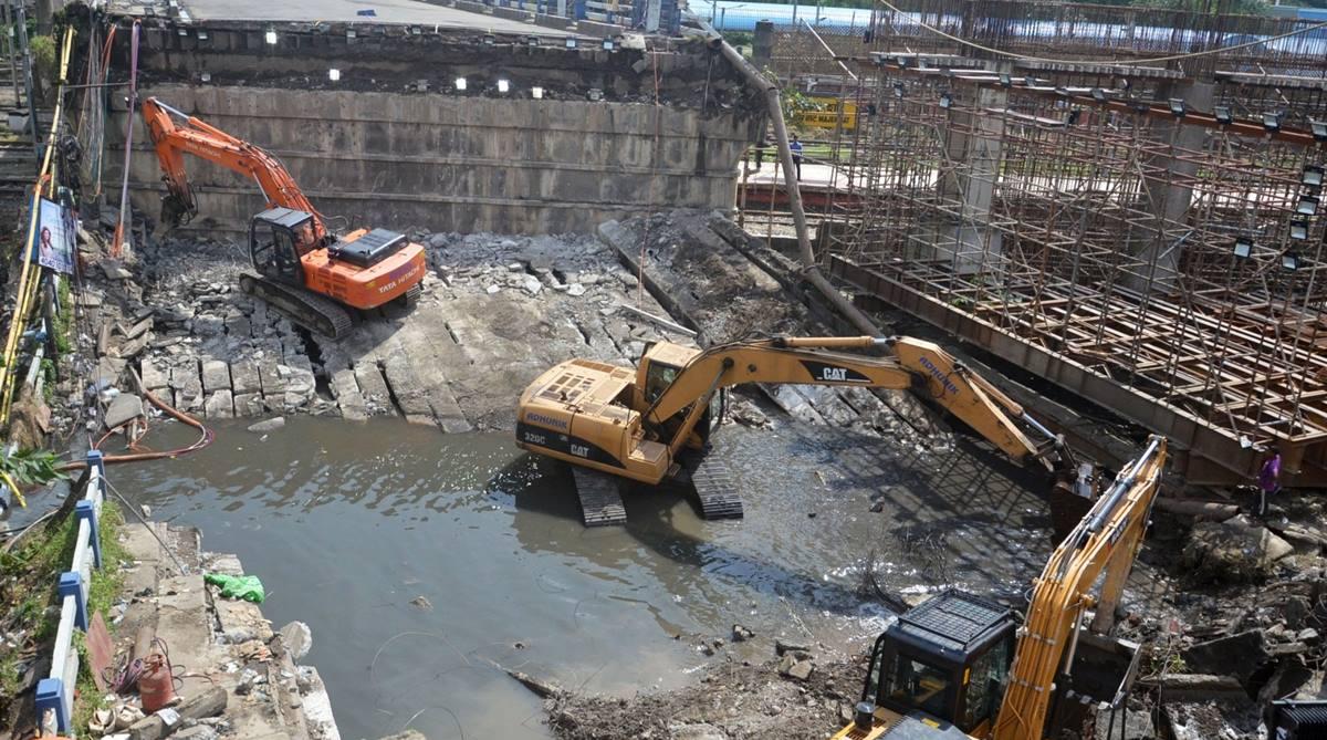Goods vehicles banned, alternative routes, Majherhat bridge collapse