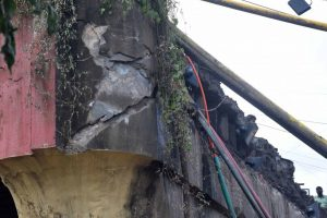 PWD awaits Railways nod to demolish portion of Majerhat bridge over tracks