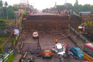 West Bengal PWD under lens for Majherhat bridge collapse