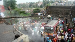 Kolkata, Majerhat Bridge collapse, PM Modi, Governor Keshari Nath Tripathi