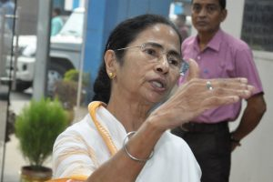 Fuel prices should be slashed by Rs 10 at least: Mamata Banerjee