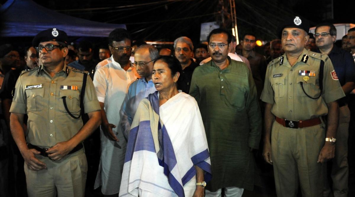 Mamata Banerjee Majerhat