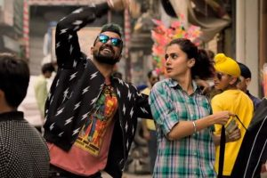 Manmarziyaan team brings the house down | See pictures