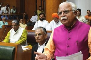 Khattar announces power tariff cut by Rs 2 per unit
