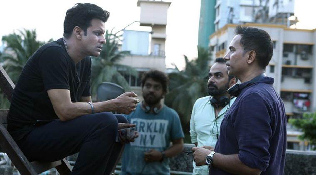 Manoj Bajpayee in web series The Family Man