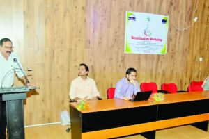 Workshop to sensitise students on CM Startup scheme in Shimla