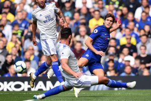 Chelsea news | Marcos Alonso spills dressing-room secrets
