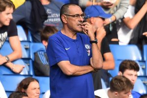 Liverpool, Manchester City still a level above Chelsea, insists Maurizio Sarri