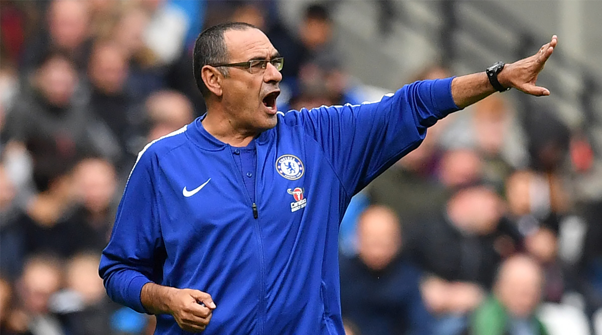 Maurizio Sarri, Chelsea F.C., Premier League, Chelsea vs West Ham United, West Ham United vs Chelsea, Chelsea News, Eden Hazard, West Ham United F.C.