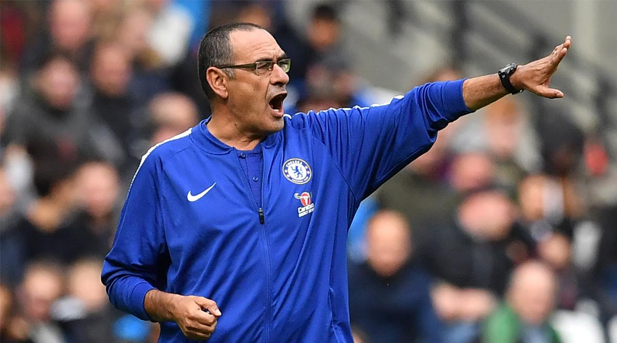Maurizio Sarri, Chelsea F.C., Premier League, Chelsea vs West Ham United, West Ham United vs Chelsea, Chelsea News, Eden Hazard, West Ham United F.C.
