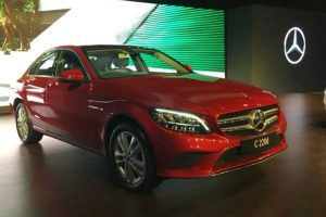 2018 Mercedes-Benz C-Class facelift launched in India at Rs 40 Lakh
