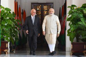 PM Modi, Ashraf Ghani review India-Afghan strategic partnership