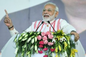 PM Modi launches Ayushman Bharat, says number of beneficiaries equivalent to EU's population