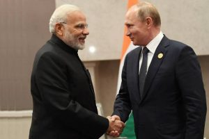 Putin to visit India next week for summit with Modi